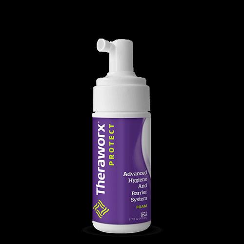 Theraworx Protect Foam 3.4oz (101ml)